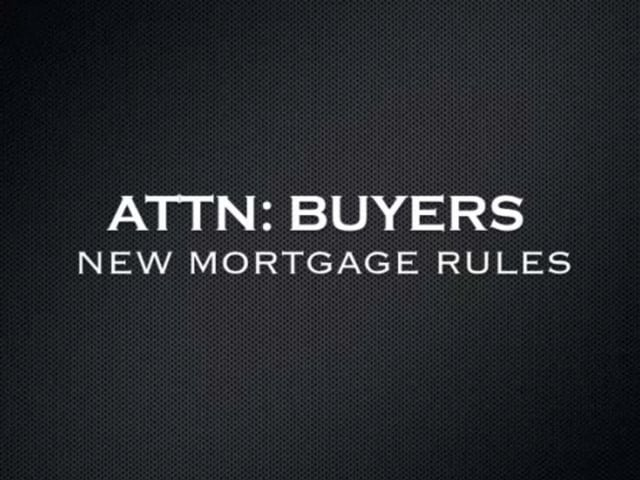 The Mortgage Industry Has a New Acronym – QM
