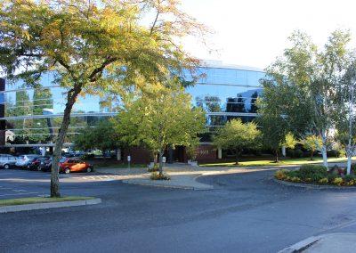 Exterior of VA Loan Center